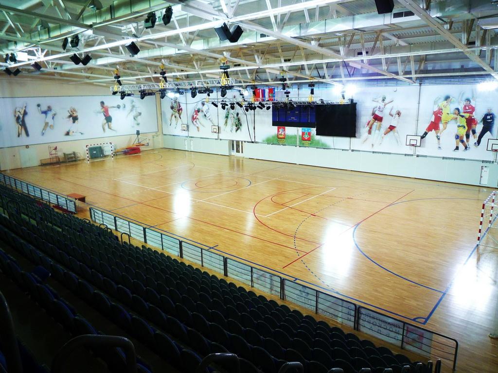 Универсальный спортивный зал (УСЗ)