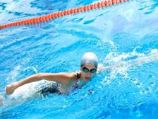 Открытое первенство города Пущино по плаванию