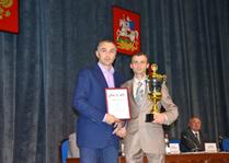 По спортивной работе Пущино стал призером