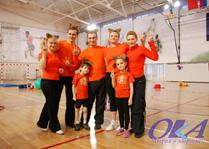 Семейный турнир «Папа, мама, я + ПДД — дружная семья»