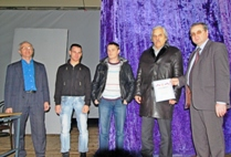 Сборная Пущина победила в первой лиге