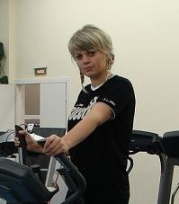 Поздравляем нашего инструктора Стебеневу Евгению!