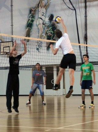 18 мемориальный волейбольный турнир памяти учителя физкультуры средней школы №1 Р.Е. Болотиной.