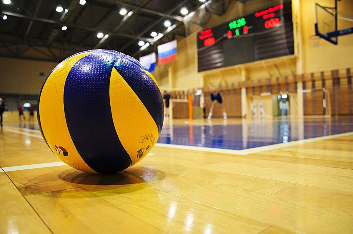 Открытый чемпионат г. Серпухова по волейболу среди мужских команд