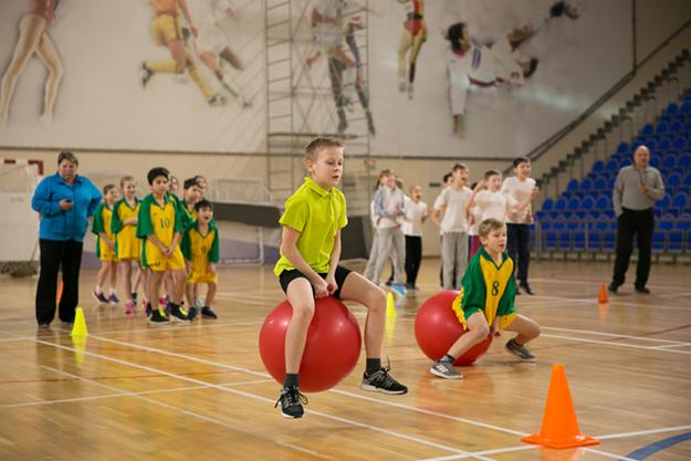 Результаты соревнований «Веселые старты» среди школьников 2007-2008 года рождения!