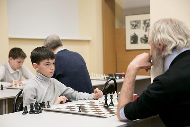 Открытый Кубок города Пущино по быстрым шахматам.