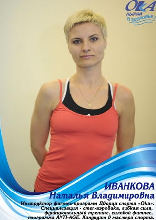 Иванкова Наталья Владимировна