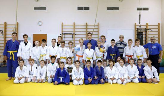 Поздравляем спортсменов нашей секции «Дзюдо/Самбо» с присвоением спортивных разрядов!