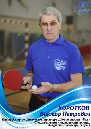 Коротков Виктор Петрович