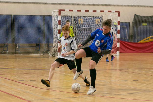 Соревнования по мини-футболу в рамках комплексной Спартакиады учащихся.