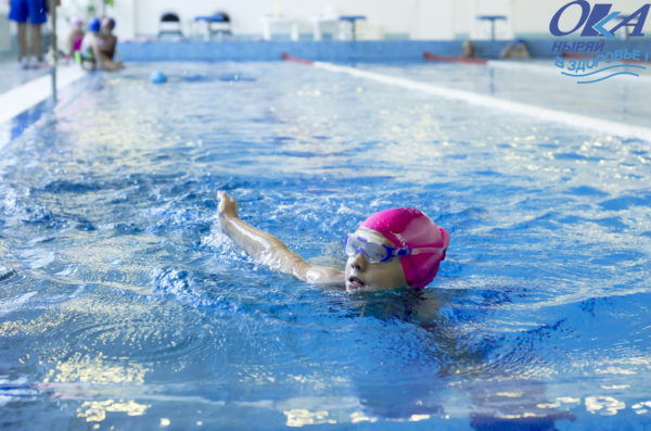 В детских весенних группах оздоровительного плавания осталось несколько свободных мест!