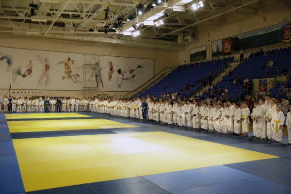 Открытый турнир по дзюдо «Щит Родины», посвященный Дню Пограничника, среди юношей и девушек 2005-2010 года рождения прошел во Дворце спорта «Ока»!