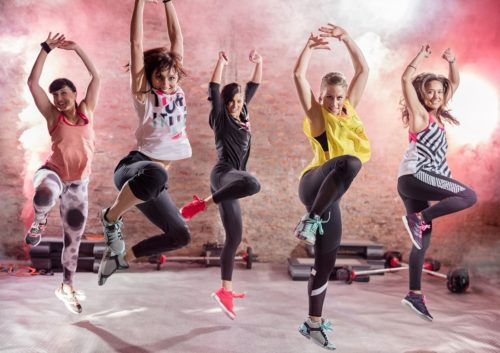 Новая программа во дворце спорта»Ока» — «ФИТНЕС-ЛАТИНА»