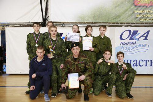 29 ноября во Дворце спорта «Ока» пройдёт 4 зональный этап областных соревнований по стрельбе «Ворошиловский стрелок».