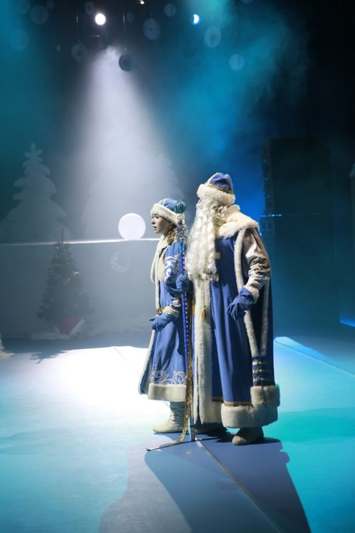 Новогодняя елка главы г.о. Пущино состоится 22 декабря во Дворце спорта Ока!