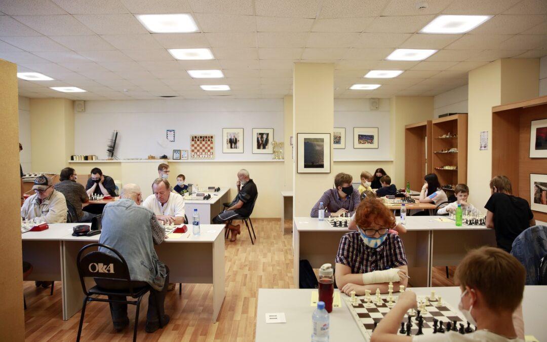 Открытый Чемпионат городского округа Пущино по шахматам