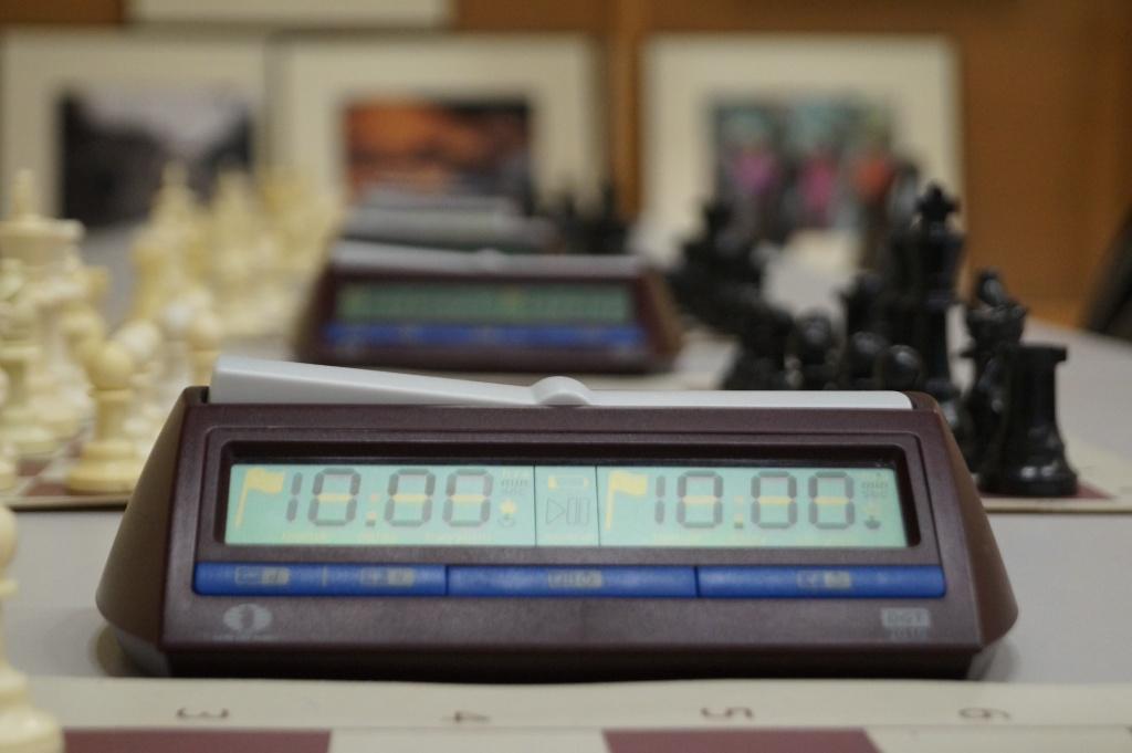Этап Кубка ЦФО по быстрым шахматам и Этап Кубка ЦФО по блицу.