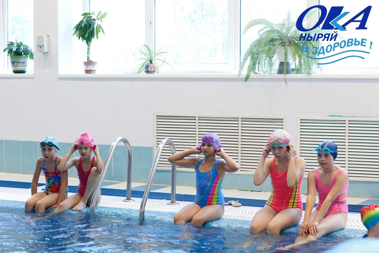 Формирование весенних детских групп оздоровительного плавания.