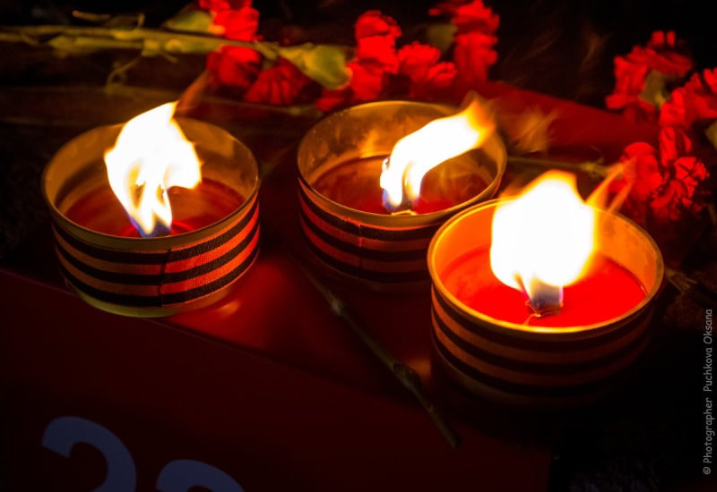 Зажгите свою свечу…